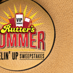 Rutter's Summer Fueling Up Sweepstakes & Instant Win Game (Select States)