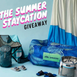 Summer Staycation Giveaway