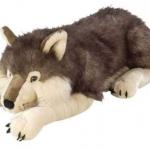 Jumbo Plush Wolf Giveaway