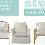 Universal Furniture Accent Chair Giveaway