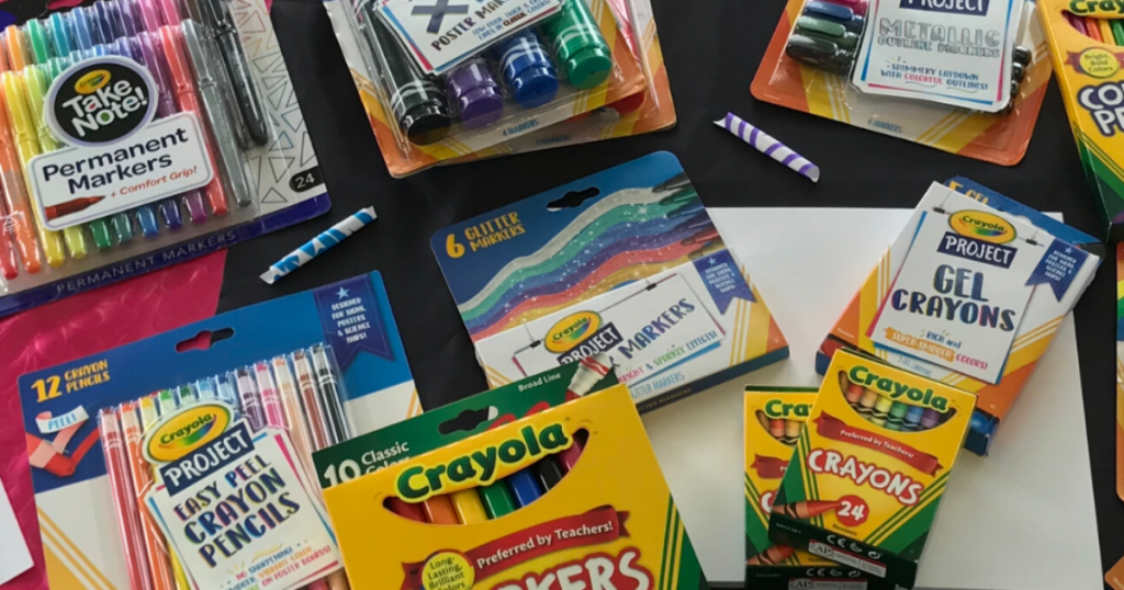It's just a picture of Current Crayola Coupons 2020 Printable