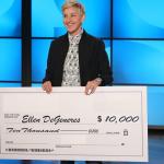 Ellen's Dance Like a Boss $10,000 Sweepstakes