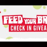 HPB  Feed Your Brain Check In Giveaway