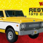 The AutoZone/Fix-a-Flat 1970 Chevy C10 Sweepstakes