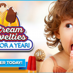 The 2020 Ice Cream & Novelties Coupon Giveaway