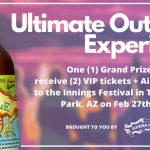 Ultimate Outdoor Experience Giveaway
