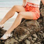 Rassida Stretch Wedge Sandal Giveaway