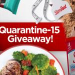 SlimFast Quarantine-15 Giveaway