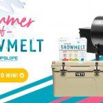 Summer of Snowmelt Giveaway