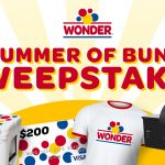 Wonder Bread  'Summer of Buns' Sweepstakes