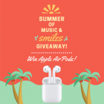 The Summer of Music and Smiles Sweepstakes