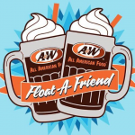 The A&W Float-A-Friend Sweepstakes