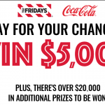 The Win with Fridays Sweepstakes and Instant Win Game