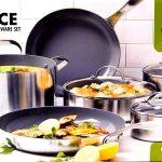 Greenpan 10 pc. Venice Pro Cookware Set Giveaway