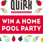Quirk Pool Party Sweepstakes