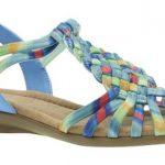 Brinley Stretch Sandal with Memory Foam Giveaway