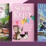 July Mysteries BookPage Sweepstakes
