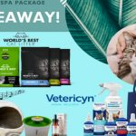Purr-fect Cat Spa Day Giveaway