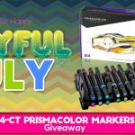 Prismacolor Markers Giveaway