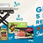 Reese Summer Grilling Sweepstakes