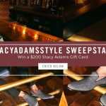 The Stacy Adams Gift Card Sweepstakes