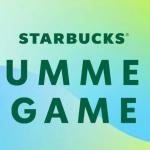 Starbucks Summer Instant Win Game 2020