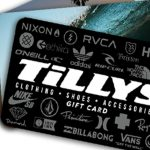 Tilly's July Gift Card Giveaway