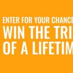 The Win A Trip For Two To ANYWHERE Sweepstakes