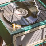 The Cringe Turntable and Vinyl LP Giveaway