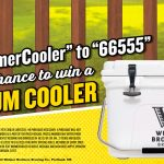 Widmer Cooler Sweepstakes