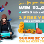 $1K Yarn Payday Sweepstakes