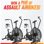 LIFEAID Assault Airbikes Sweepstakes