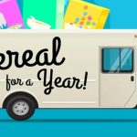 Free Cereal for a Year Giveaway
