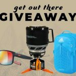 Get Out There Giveaway