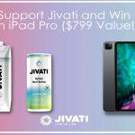 Jivati iPad Giveaway