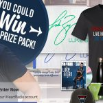 """Luke Bryan """"Born Here Live Here Die Here"""" Prize Package Sweepstakes"""