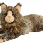 Plush Maine Coon Cat Giveaway