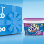 Generation Active and OxiClean Refresh Your Routine Giveaway
