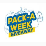 Pack-A-Week Giveaway
