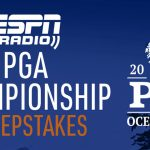 The ESPN Radio 2021 PGA Championship Sweepstakes