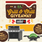 Shasta Grill and Chill Giveaway