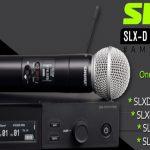 SHURE Digital Wireless System Giveaway