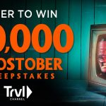 $10,000 Ghostober Sweepstakes on Travel Channel