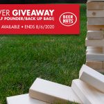 BEER NUTS Tumble Tower Giveaway