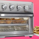 Cuisinart AirFryer Convection Toaster Oven Giveaway