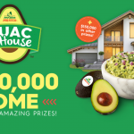Avocados from Mexico Guac the House Sweepstakes