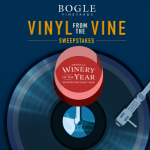Vinyl from the Wine Sweepstakes