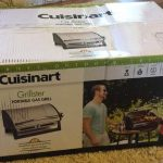 Cuisinart Grillster Portable Gas Grill Giveaway