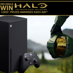 The Halo Infinite Sweepstakes