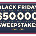 HSN & QVC Black Friday Sweepstakes and Instant Win Game